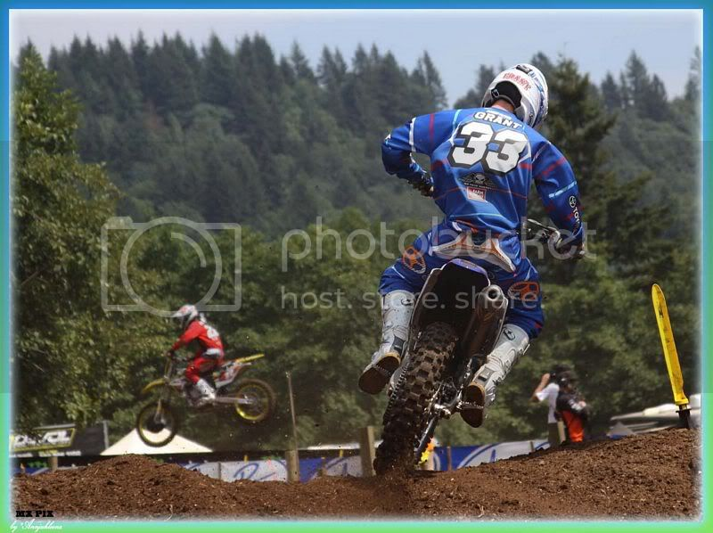 Washougal, Round 8 of the MX Nationals; My 450 Scribble - Photo 10 of 23